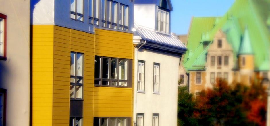 Clc architectes rue des bains for Rue des bains