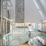 Bibliothèque Monique-Corriveau: images sur Québec Urbain